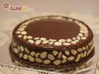 Rich Chocolate Mocha Cake