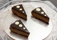 Chocolate Cheese Cake - 10 portions