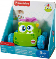 Press 'n Go Monster Truck by Fisher-Price